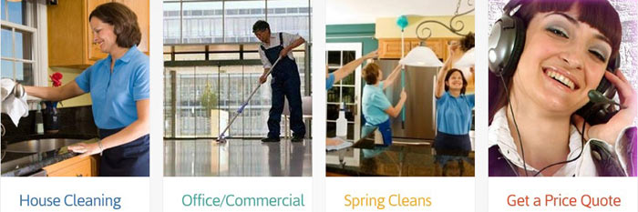 Medina Ohio office cleaning service.
